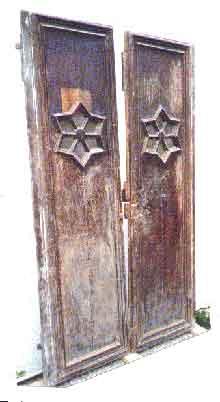 Il Portale prima del restauro
