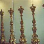 Antico arredo d' altare