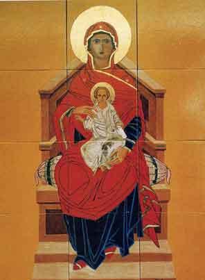 Icona Bizantina - Antonio Trifoglio -