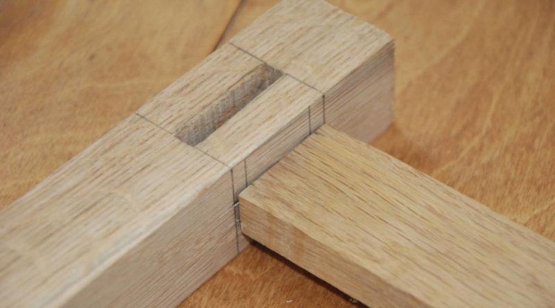 gli incastri del legno