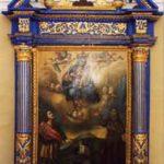 Restauro di una Pala d' altare