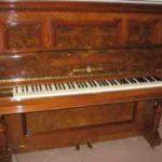 Pianoforte Romhildt Weimar