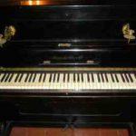 Pianoforte Boisselot fils & cie