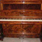 Pianoforte  E. KRAUSS Berlin