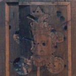 Restauro dell'Intarsio