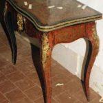 Tavolino da gioco Napoleone III