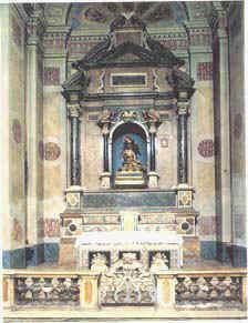 Ancona dell'Addolorata, 1629, Carpi, Chiesa Cattedrale