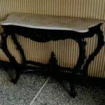 Tavolo e consolle Luigi Filippo