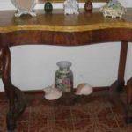 Consolle e tavolo Ottocento