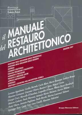 Manuale di restauro Architettonico