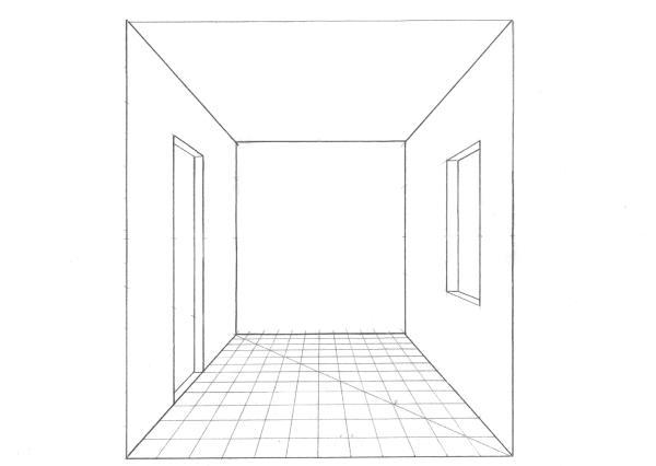 Manuale di pittura il disegno restauro arte e antiquariato for Disegnare stanza online
