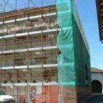 Palazzo Migliazzi e Colonna: Il cantiere