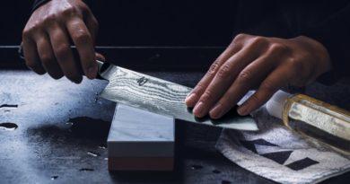 Affilare gli attrezzi da taglio