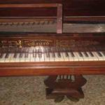 Pianoforte ERARD par brevet d' invention a Paris.