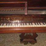Pianoforte ERARD par brevet d' invention a Paris.