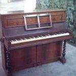 Pianoforte Mussard Ainè - Paris