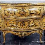 Il mobile laccato veneziano della metà del XVIII sec.