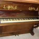 Pianoforte Fockè & Fils Ainè