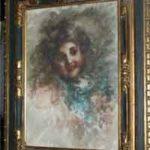 Dipinti d autore: Tranquillo Cremona e Guglielmo Caccia