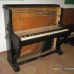 Piano verticale Boisselot Fils
