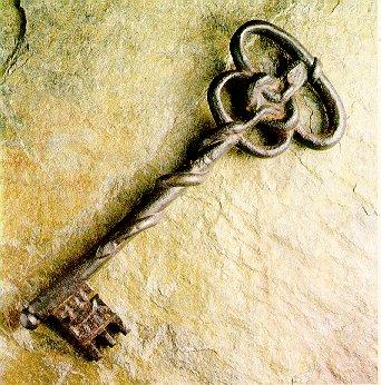 Le due chiavi, una leggenda fiamminga a puntate. Storia_chiave_116