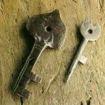 Le Chiavi nella storia:Chiavi carolinge