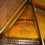 Pianoforte verticale GAVEAU