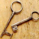 Le chiavi in Italia centro-meridionale e isole