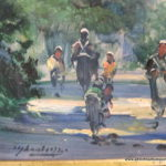Dipinto di  Cesare Gheduzzi