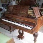 Pianoforte Mezza coda Boisselot