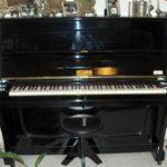 Pianoforte verticale G. Mola