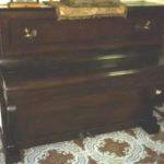 Pianoforte verticale Boisselot fils & Cie