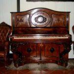 Pianoforte Adolph Kaufmann Arnstadt