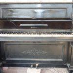 Considerazioni sul restauro di un pianoforte