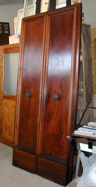 Porta antica Salvator Rosa