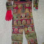 Restauro dei tessuti di beni etnografici