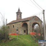 Avvio dei lavori di restauro Della Chiesa di Sav Vito a Morsasco
