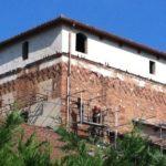 Torre medievale di Frugarolo: messa in sicurezza