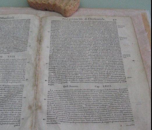Restauro del libro: intervento di restauro