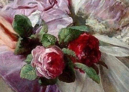 Guardare l'Arte: la rosa