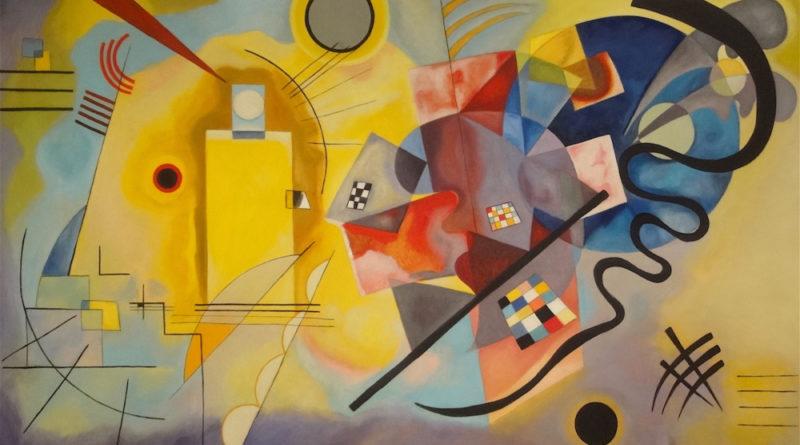 Il colore giallo nell'arte