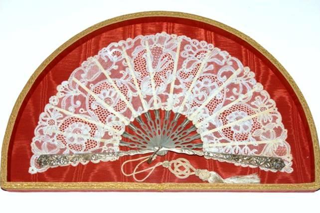 Conservazione e restauro dei materiali tessili nel ventaglio