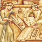 L'ARTE DEL MINIARE - il supporto e la scrittura