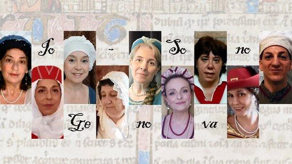 Io sono Genova: da un'idea dell'Associazione culturale Ianua temporis