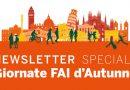 Newsletter Speciale Giornate FAI d'Autunno