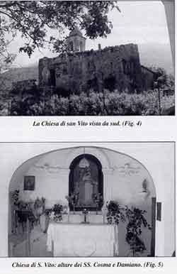 La Chiesa di S. Vito a Frasso