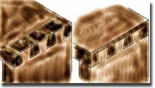 Gli incastri del legno - parte 3