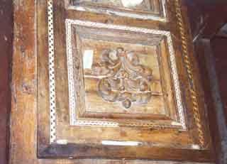 Foto 24: Ricostruzione del intarsio