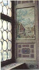 Particolare del periodo finale della lavorazione (1625- 30)