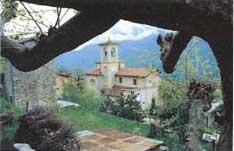 Chiesa parrocchiale di Gottro.